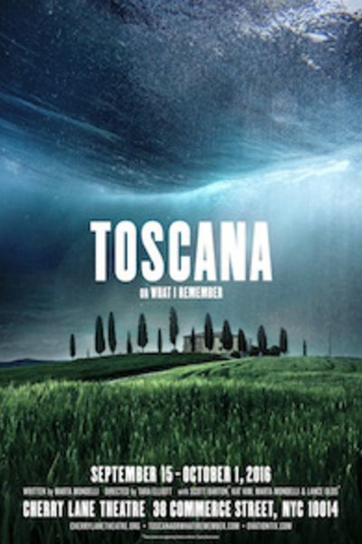 Toscana, or What I Remember