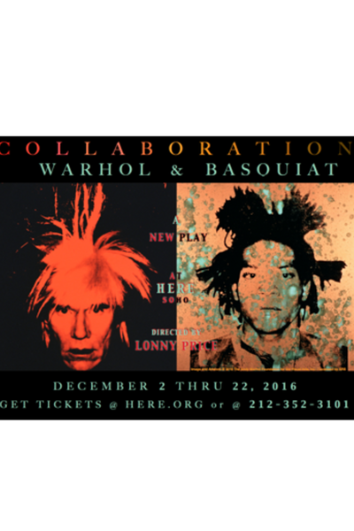 Collaboration: Warhol & Basquiat