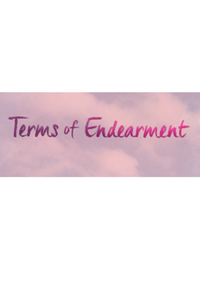 Fuzzy terms of endearment white