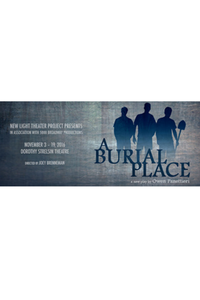 Preview a burial place white