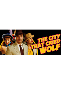 Preview the city that cried wolf white