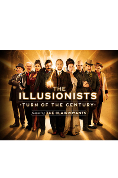 The Illusionists-Turn of the Century (2016)