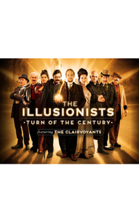 Preview the illusionists white