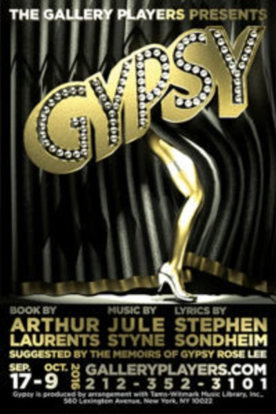 Gypsy (Gallery Players)