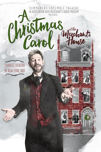 Medium a christmas carol at the merchant s house