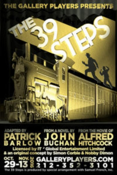 The 39 Steps (Gallery Players)