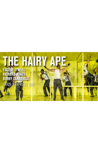 Preview hairy ape white