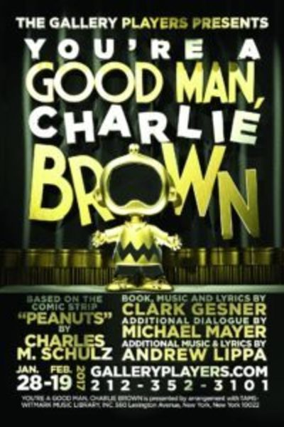 You're a Good Man, Charlie Brown (Gallery Players)