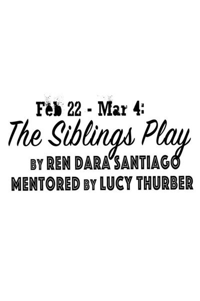 The Siblings Play (Cherry Lane Mentor Project)