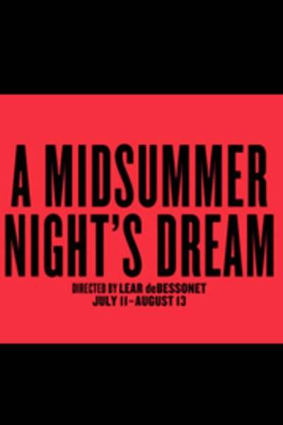 A Midsummer Night's Dream (Public Theater)