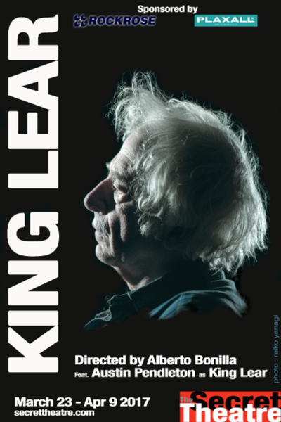 King Lear (Secret Theatre)
