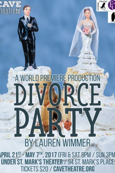 Medium divorce party