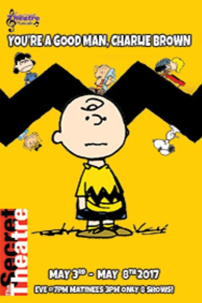 You're a Good Man, Charlie Brown (Secret Theatre)