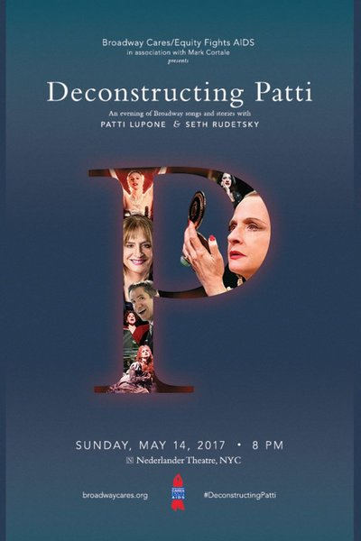Medium deconstructing patti poster