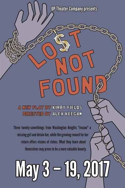 Lost/Not Found