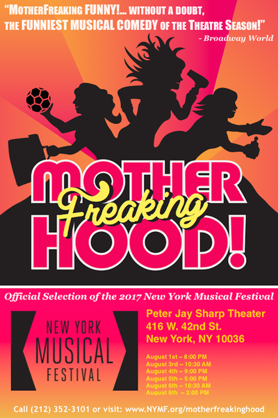 MotherFreakingHood! (Maternal Discretion Advised) (NYMF)