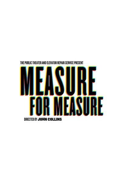 Measure for Measure (The Public Theater)