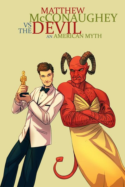 Matthew McConaughey vs. The Devil: An American Myth (NYMF)