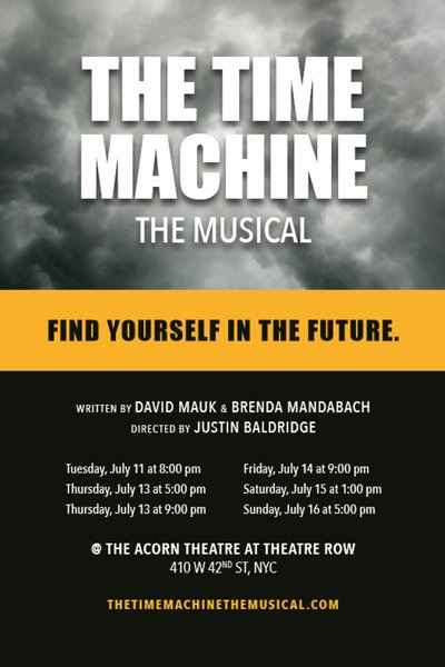 The Time Machine (NYMF)
