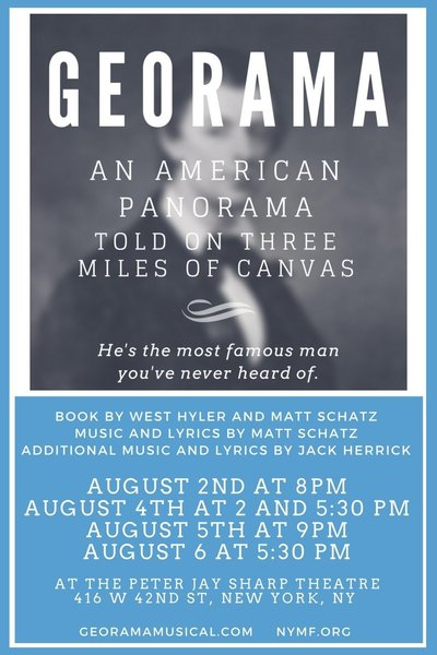 Georama: An American Panorama Told on 3 Miles of Canvas (NYMF)
