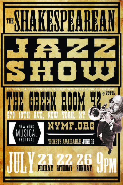 The Shakespearean Jazz Show (NYMF)