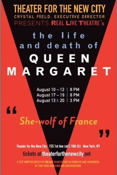 The Life and Death of Queen Margaret