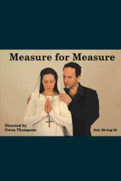 Measure for Measure (Hip to Hip Theater Company)