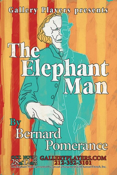 The Elephant Man (Gallery Players)