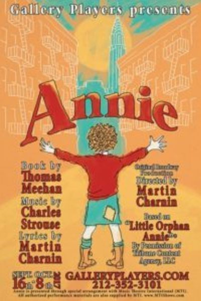 Annie (Gallery Players)