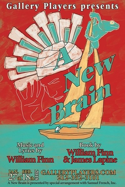 A New Brain (Gallery Players)