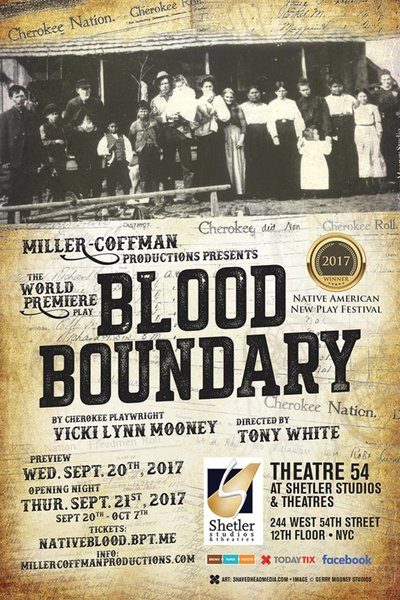 Blood Boundary