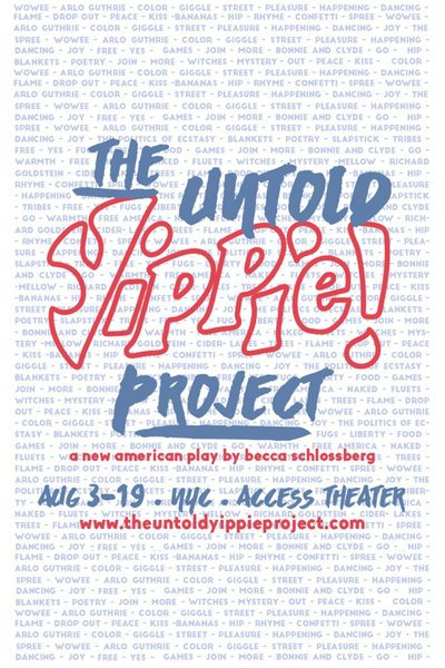 The Untold Yippie Project