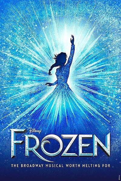 Frozen the Musical (Broadway)