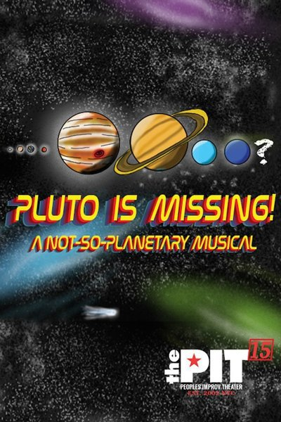 Pluto Is Missing! A Not-So Planetary Musical