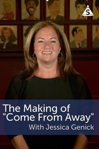 Preview salon poster jessica genick making of come from away j