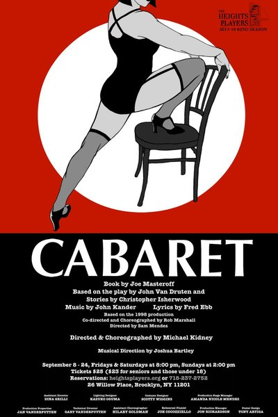 Cabaret (The Heights Players)