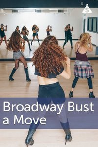Preview salon poster broadway bust a move j