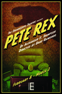 Preview 59e59 pete rex poster