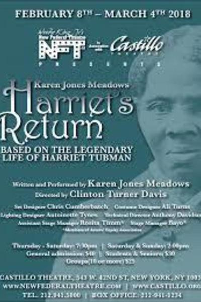 Harriet's Return