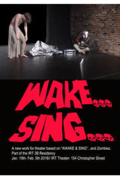 Medium new wake sing poster