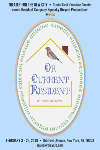 Or Current Resident
