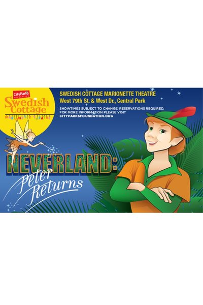 Neverland: Peter Returns