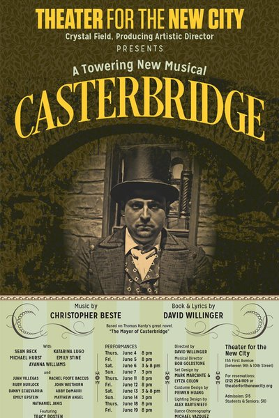 Medium casterbridge poster online