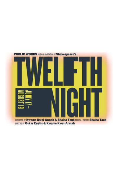 Twelfth Night (The Public Theater)