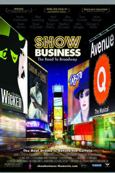 Medium showbusinesslayeredposter