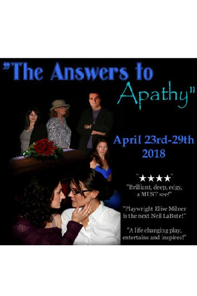 The Answers to Apathy (American Theater of Actors)