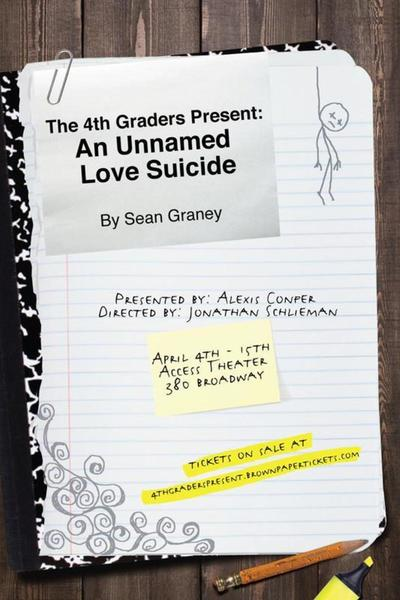 The 4th Graders Present an Unnamed Love Suicide