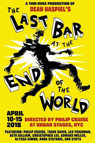 The Last Bar at the End of the World
