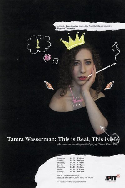 Tamra Wasserman: This is Real, This is Me