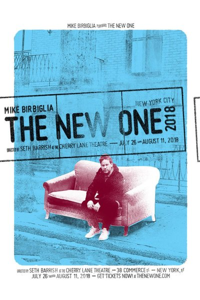 Mike Birbiglia: The New One (Off-Broadway)